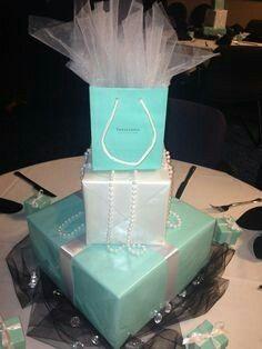 26 ideas cheap bridal shower decorations tiffany and co Azul Tiffany, Tiffany Harmony, Tiffany Blue Party, Tiffany Birthday Party, Tiffany Theme, Tiffany Wedding, Tiffany And Co, Tiffany Outlet, 40th Birthday