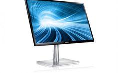 Samsung'dan 24-inç LCD monitör: S24C750P