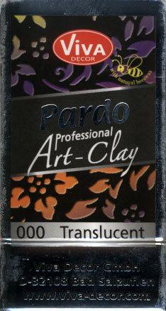 Translucent Pardo Professional Art Clay by BronzeOwlStudio on Etsy, $4.20