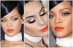 Rihanna Inspired Makeup Tutorial ♡ MakeupByGio