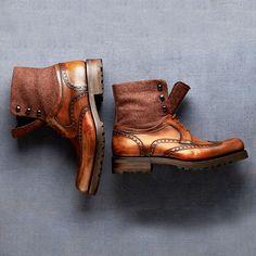 European Dapper Men's Shoes -                                                                        H by Hudson Merfield Boot                                 H by Hudson Merfield Boot                                 H by Hudson Merfield Suede Boot                                 H by Hudson Vasa Boot                  ...  #Boot, #Dress, #Laceup, #Pullon