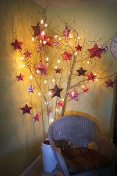 50 Χριστουγεννιάτικες διακοσμήσεις με κλαδιά!
