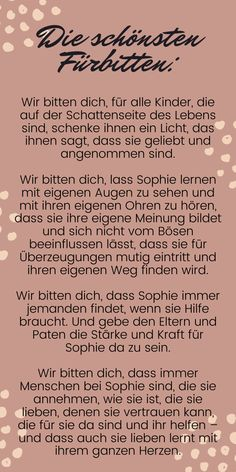 Sprüche zur taufe Wedding Favor How To's. Wedding favors are a way of spreading joy and showing yo Bubble Bread, Baby Needs, New Parents, Amazing Gardens, Kids And Parenting, Christening, Religion, About Me Blog, Ideas