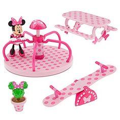 Minnie Mouse Park Play Set -- 5-Pc