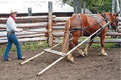False-Shaft Construction - Western Horseman