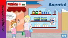 Educação Infantil - Nível 6 (crianças entre 9 a 11 anos): Profissão
