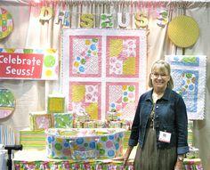 It's Sew Emma Spotlight: Dots 'n Tots Quilt Kit & Pattern - Fat Quarter Shop's Jolly Jabber