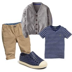 Dressing toddler boys for Fall.