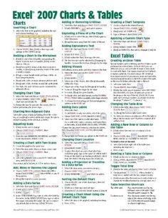 Basic excel formulas cheat sheet excel cheat sheet download now microsoft excel 2007 charts tables quick reference guide cheat sheet of instructions tips shortcuts fandeluxe Choice Image