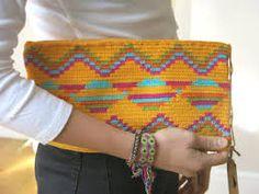 Resultado de imagen de clutch wayuu