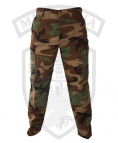Spodnie BDU RipStop Woodland Propper Militaria Łódź.pl