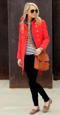 Roja Jackets Mejores Chaqueta De 78 Clothes Fashion Y Imágenes qXIwxxa