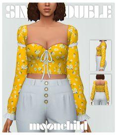 Sims 4 Teen, Sims Four, Sims 4 Mm Cc, Maxis, Vêtement Harris Tweed, Cc Fashion, Hippie Fashion, Female Fashion, Avengers Outfits