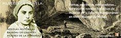 Santa Bernadette Soubirous http://www.mujeresdenovela.es/2014/03/bernadette.html