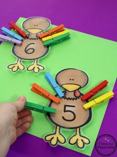 Do you need fun Preschool Thanksgiving Activities for your classroom or home? These are educational and fun for the preschool and kindergarten age group.
