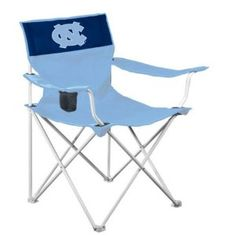 NCAA Canvas Chair - $19.95  // the comfy way to show off your spirit
