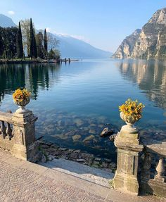Planning a trip to Lake Garda, Italy and looking for inspiration? In this post find the best towns in Lake Garda, great places to visit in Lake Garda Beautiful Places To Travel, Beautiful World, Amazing Places On Earth, Peaceful Places, Romantic Places, Wonderful Places, Beautiful Things, Dream Vacations, Vacation Spots