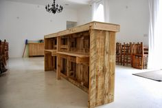 I upcycle pallets and other salvage and create furniture, hen houses, sculptures etc etc