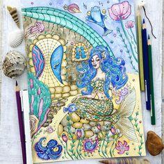 Моя версия русалочки для чудесной сказки #линамарлина, написанной Кристиной @kk_easycooking 🐟🐠🐬🐡🐳 #творчество #myart #art #рисую #иллюстрация #иллюстратор #illustration #mermaid #русалочка #illustrations #istagood #instalike #drawing #zenart #instaart #art🎨 #artwork #watercolor #watercolors #акварель #сказка #fairytale #pictureoftheday