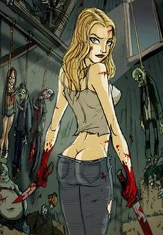 The devils rejects comic book