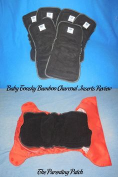 Baby Tooshy Bamboo Charcoal Inserts Review Cloth Diaper Inserts, Used Cloth Diapers, Cloth Diaper Reviews, Wet Bag, Number Two, Baby Fever, Charcoal, Bamboo, Infant