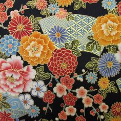 Japanese Modern, Japanese Paper, Japanese Fabric, Chinese Patterns, Japanese Patterns, Kimono Pattern, Pattern Art, Textures Patterns, Print Patterns