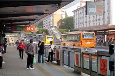 Innovative mass transit- Bus Rapid Transit (BRT) in Guangzhou, China