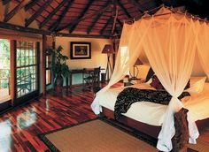 Sir Richard Branson's Virgin Limited Edition Retreats | Apartment Therapy