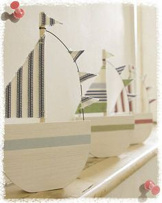DECORATIVE SAILING BOAT