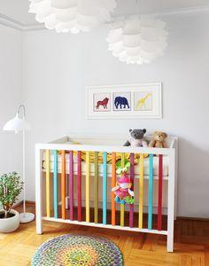 Baby cot HARMONY