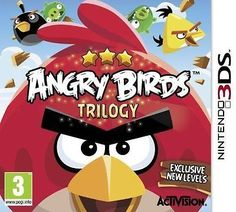 Angry #birds #trilogy #nintendo 3ds game uk,  View more on the LINK: 	http://www.zeppy.io/product/gb/2/281962481297/