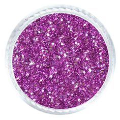 """.008"""" Fine Glitter Powder Mixed With 1MM Hexagons – Purple Jazzberry Solvent Resistant Glitter  #glitties #glitter Glitter Rocks, Purple Glitter, Cosmetic Grade Glitter, Arts And Crafts Projects, Holographic, Online Art, Hexagons, Amethyst, Nail Art"""