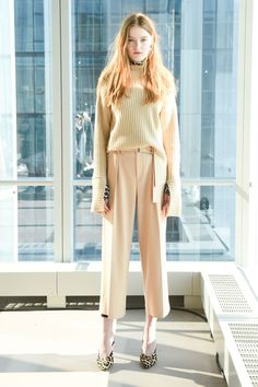 Club Monaco Fall 2017 Ready-to-Wear Fashion Show Collection