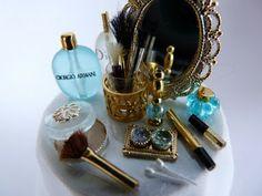 Trinkets for miniature homes