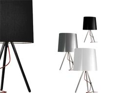 Indirect light table lamp EVA Eva Collection by Martinelli Luce | design Emiliana Martinelli