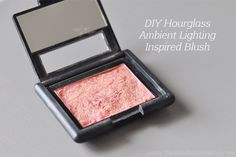 DIY Ambient Hourglass Ambient Lighting Inspired Blush