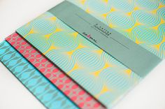 Double Sided Wrapping Paper mixed pack 3 sheets by EvaenAnne, €6.95
