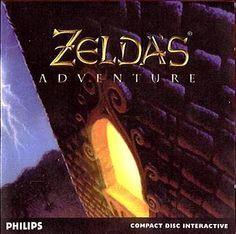 Zelda's Adventure (1995, Philips CD-i)