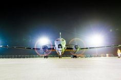 French Marine Nationale Dassault Breguet Atlantic II (or Atl 2) prepares for a night mission for Operation Chammal (French defence term for Inherent Resolve). A maritime surveillance aircraft, that has for some time become an overland surveillance and forward control aircraft, and on occassion a strike aircraft itself. photo EMA / Armée de l'Air