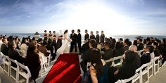 Cliff House is a beautiful setting both indoors and outdoors for you wedding/reception.
