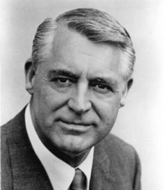 Cary Grant, he just kept getting better looking the older he was.