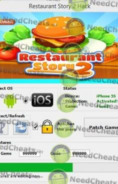 "Read ""Restaurant Story 2 Hack Tool  - Unlimited Coins, Gems - Restaurant Story 2 Cheats Android iOS iPhone iPad"" #wattpad #humor"