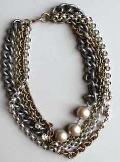 Layla Necklace want to see even more unique jewelry follow me to http://jewel.mialisia.com