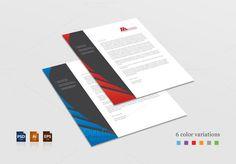 Business Letterhead  Business Print Format And Letterhead Design