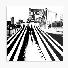Beautiful Landscape Images, Black Metal, Black And White, Pittsburgh City, Canvas Prints, Art Prints, Buy Frames, Metal Wall Art, Beautiful World