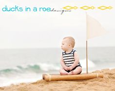 Wooden Raft Photography Prop by DucksInARoe on Etsy, $128.00