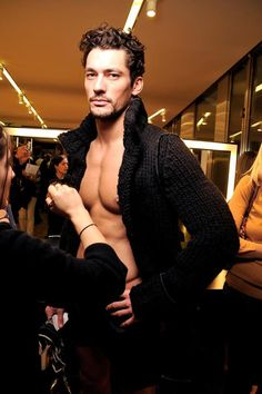 how do I get that job? To be within an inch of David Gandy