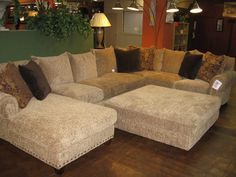Robert Michael Rocky Mountain Furniture View Our Super Large Floor Display of Roxky Mountain Sectionals Sofas Loveseats and Ottoamnas by Robert Michaels ... : oversized sectionals sofas - Sectionals, Sofas & Couches