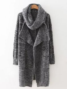 SHARE & Get it FREE | Long Cardigan With Non-Detachable ScarfFor Fashion Lovers only:80,000+ Items • New Arrivals Daily Join Zaful: Get YOUR $50 NOW!