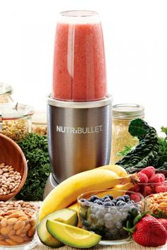NutriBullet Recipes: 5 Healthy Drinks And Smoothies To Make You Feel Instantly Better